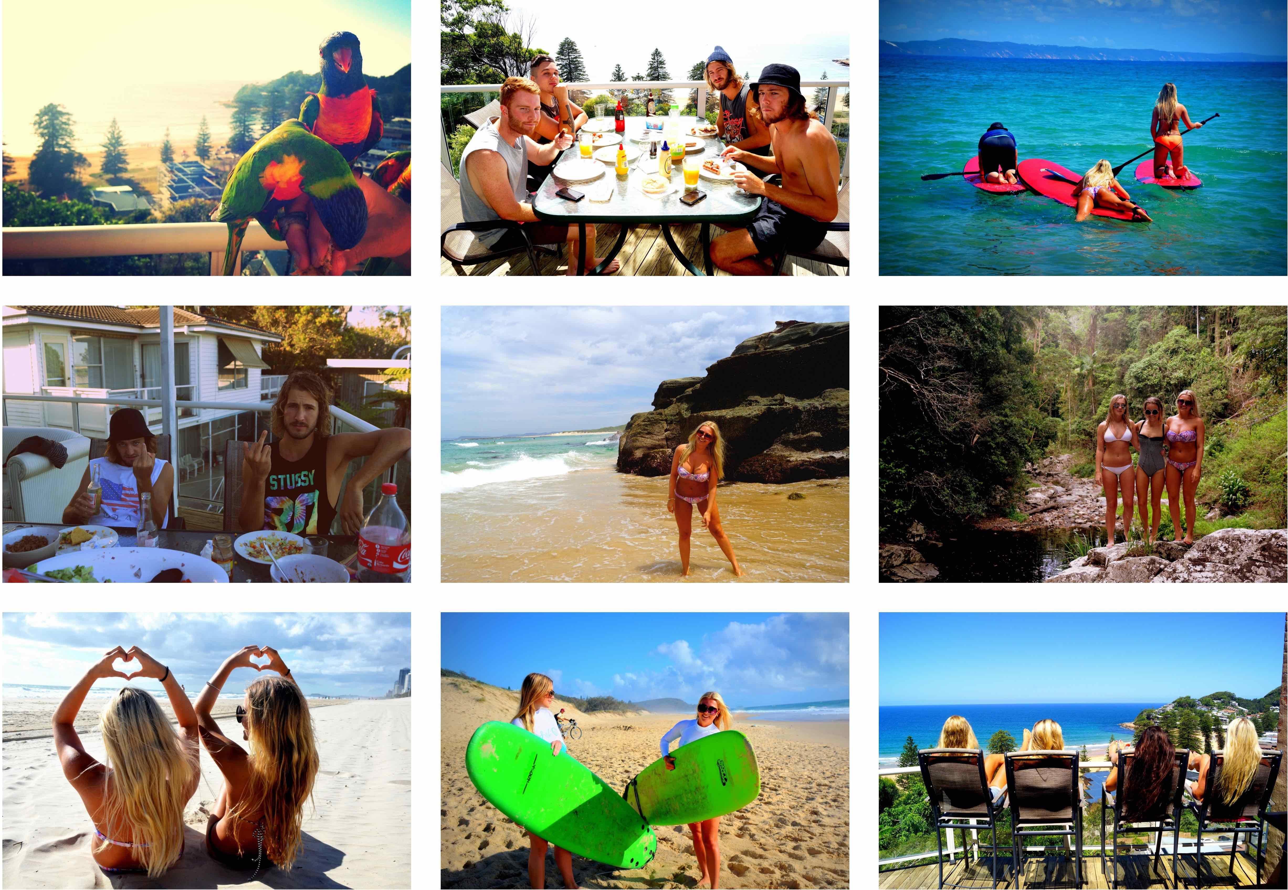 NOOSA SURFERS PARADISE